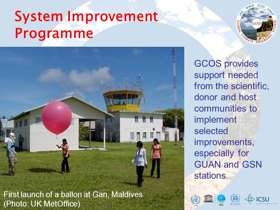 System Improvement Programme