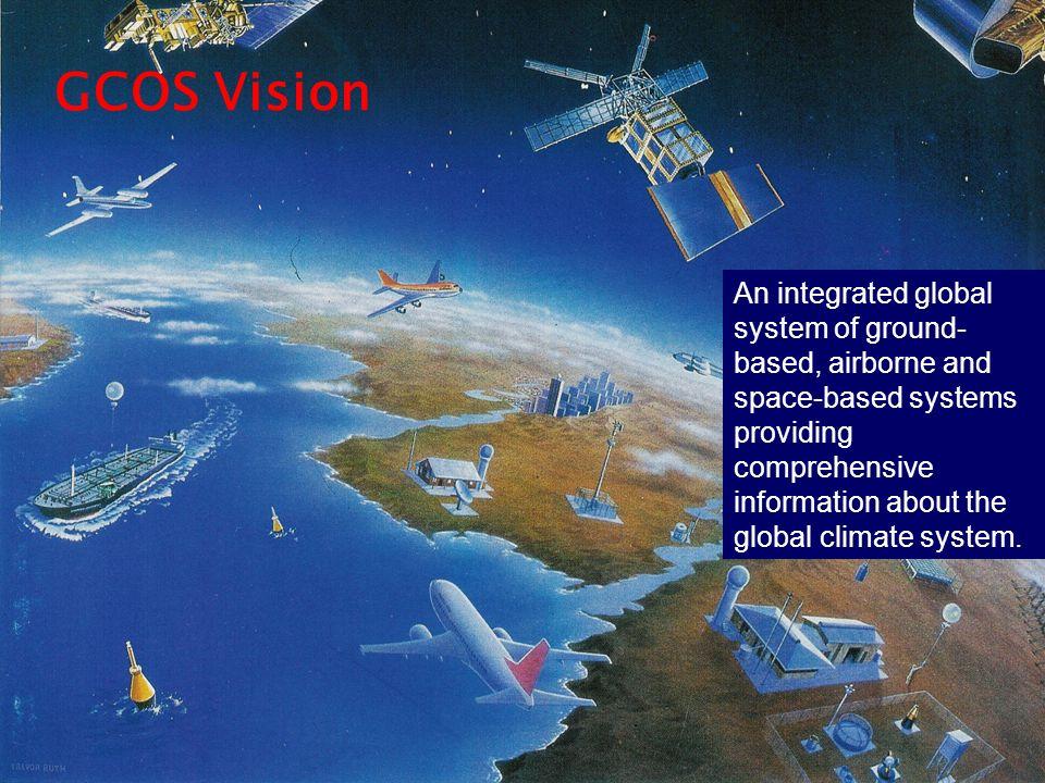 GCOS Vision