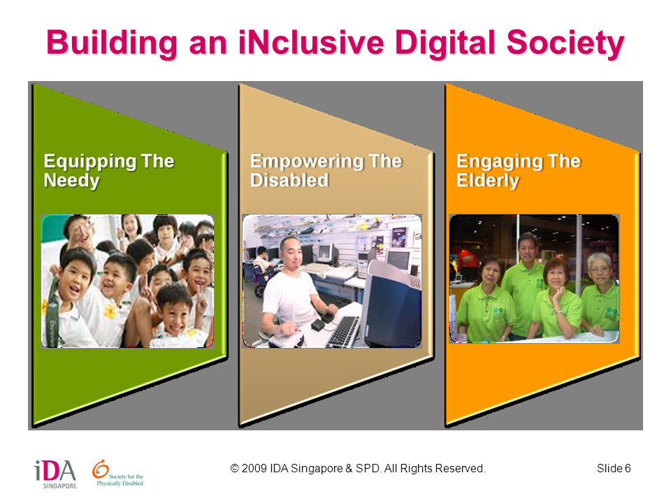 Building an iNclusive Digital Society