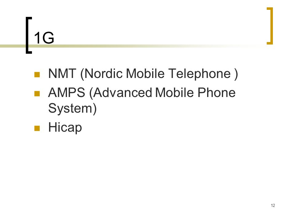 Mobile phone standards ppt video online download - Mobili scandinavi on line ...