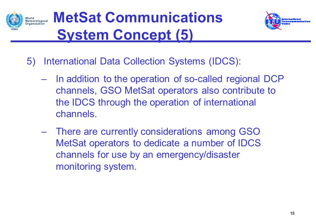 MetSat Communications System Concept (5)