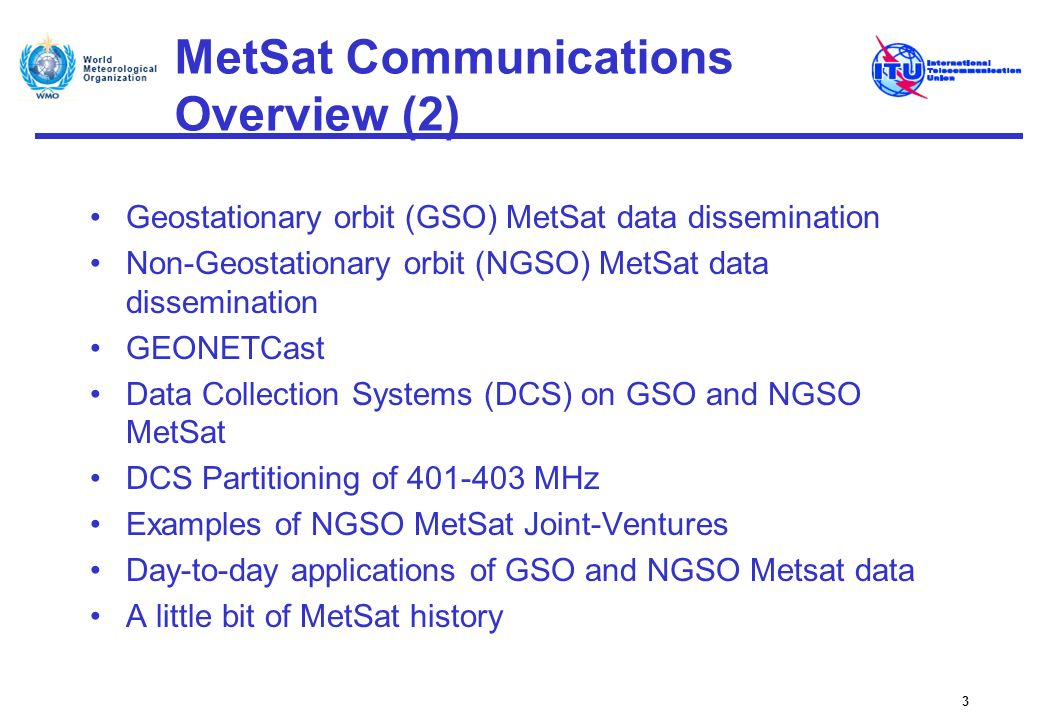 MetSat Communications Overview (2)