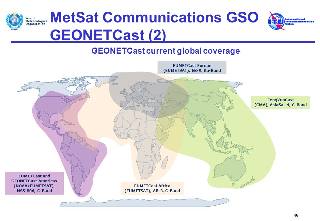 MetSat Communications GSO GEONETCast (2)
