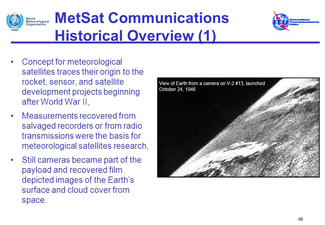 MetSat Communications Historical Overview (1)
