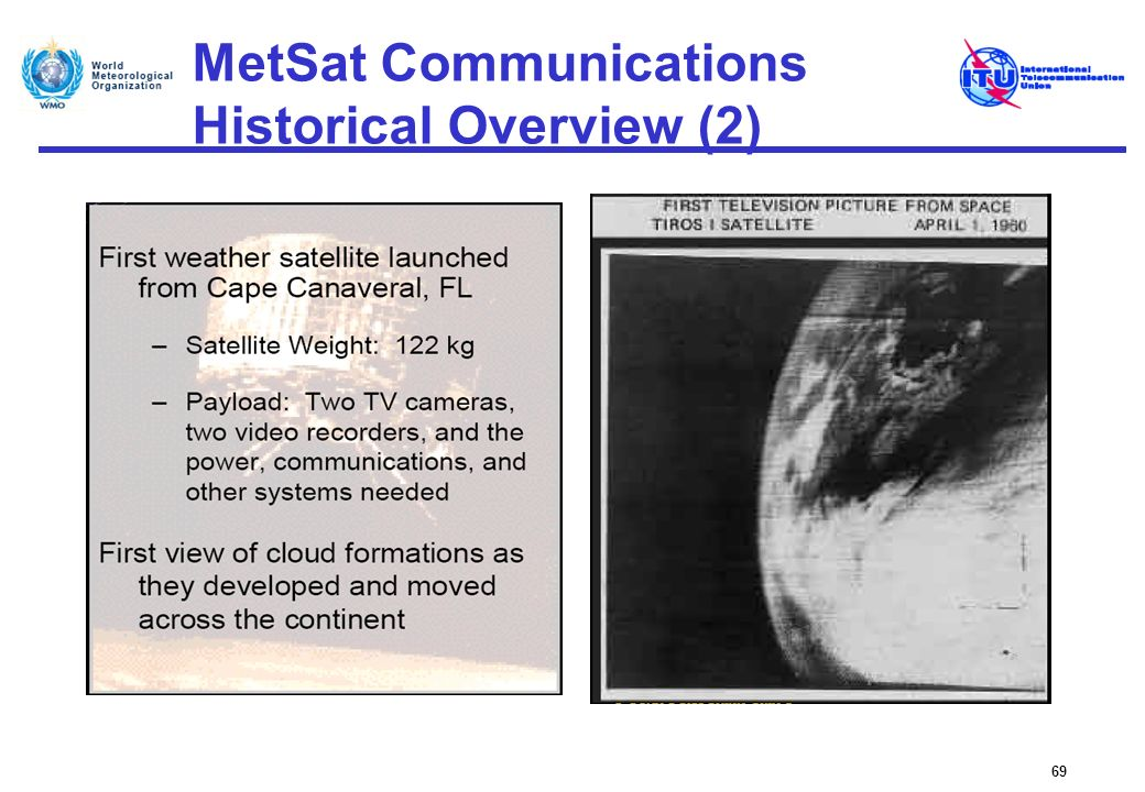 MetSat Communications Historical Overview (2)