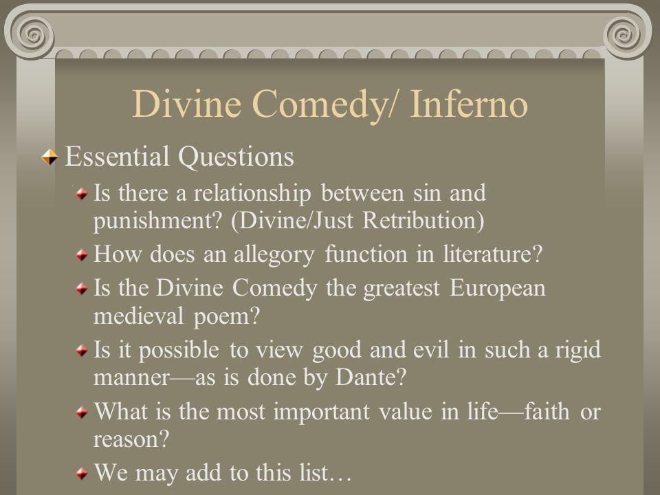 Divine Comedy Inferno Ppt Video Online Download