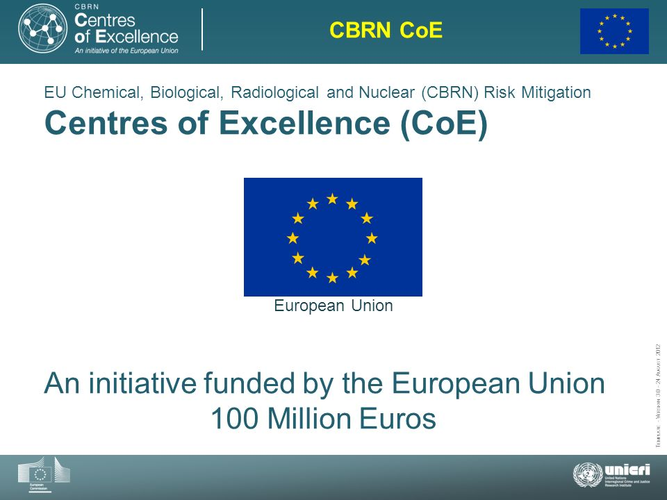 Centres of Excellence (CoE)