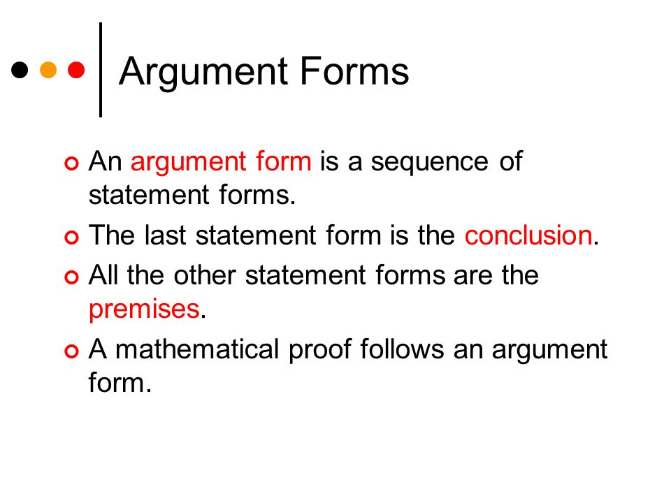 three arguments Three arguments word critical argument analysis essay, focuses on three professional essays and how these authors construct their arguments using opinion and evidence there are many different ways in which authors can construct their arguments.