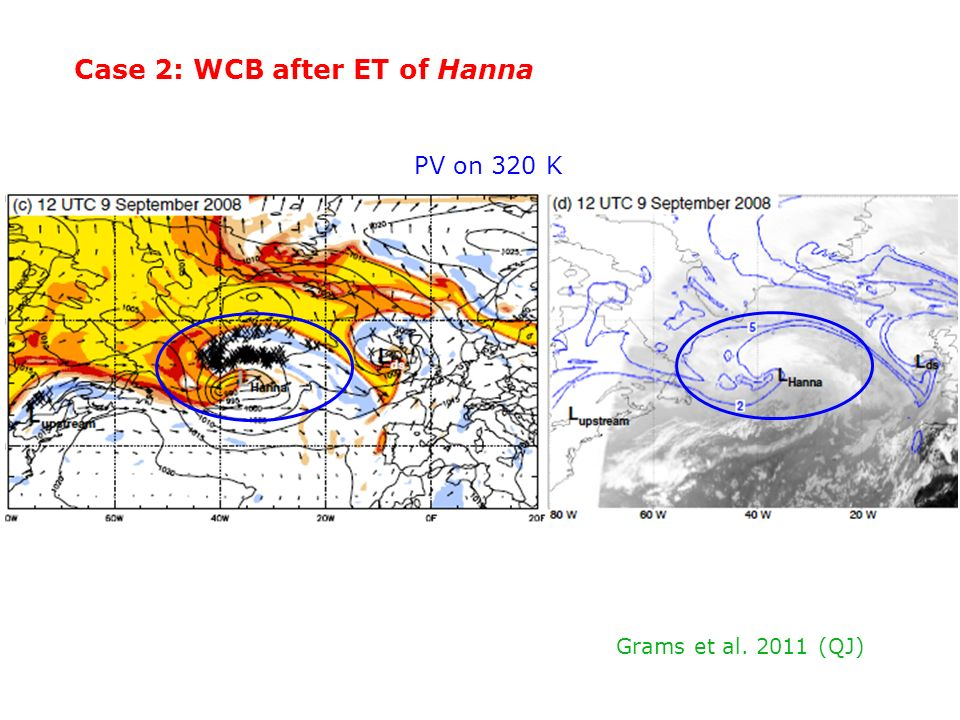 Case 2: WCB after ET of Hanna