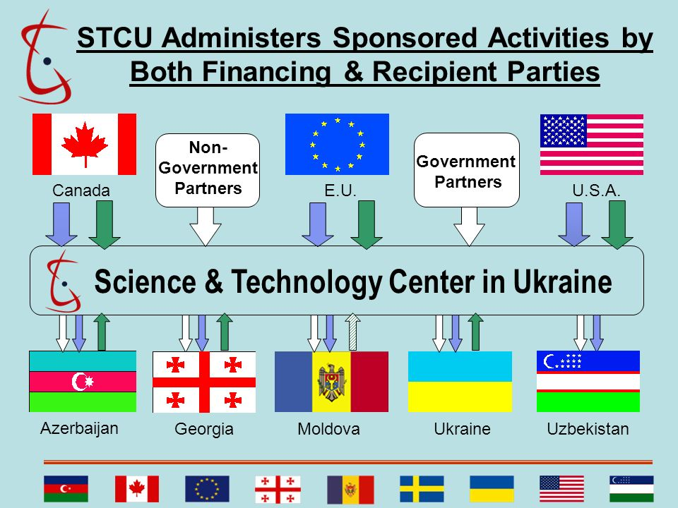 Science & Technology Center in Ukraine