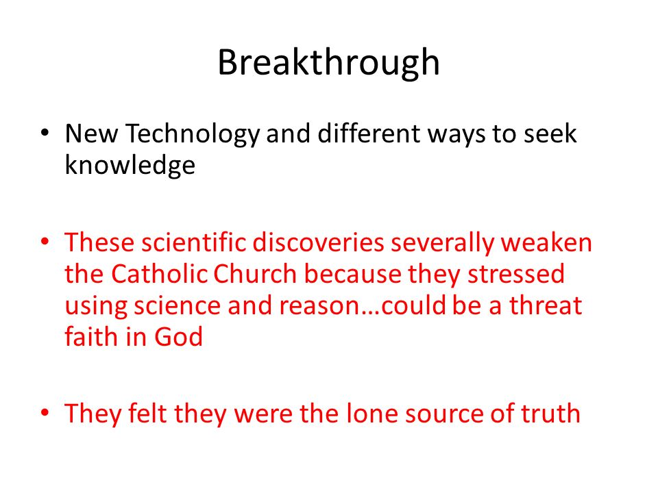 scientific method and seeking knowledge and truth René descartes: scientific method rené descartes' major work on scientific method was the  the latter is not a first truth from which all other knowledge is taken to follow, including our knowledge of god, as theorems proceed from axioms to suppose this would be to suppose that the.