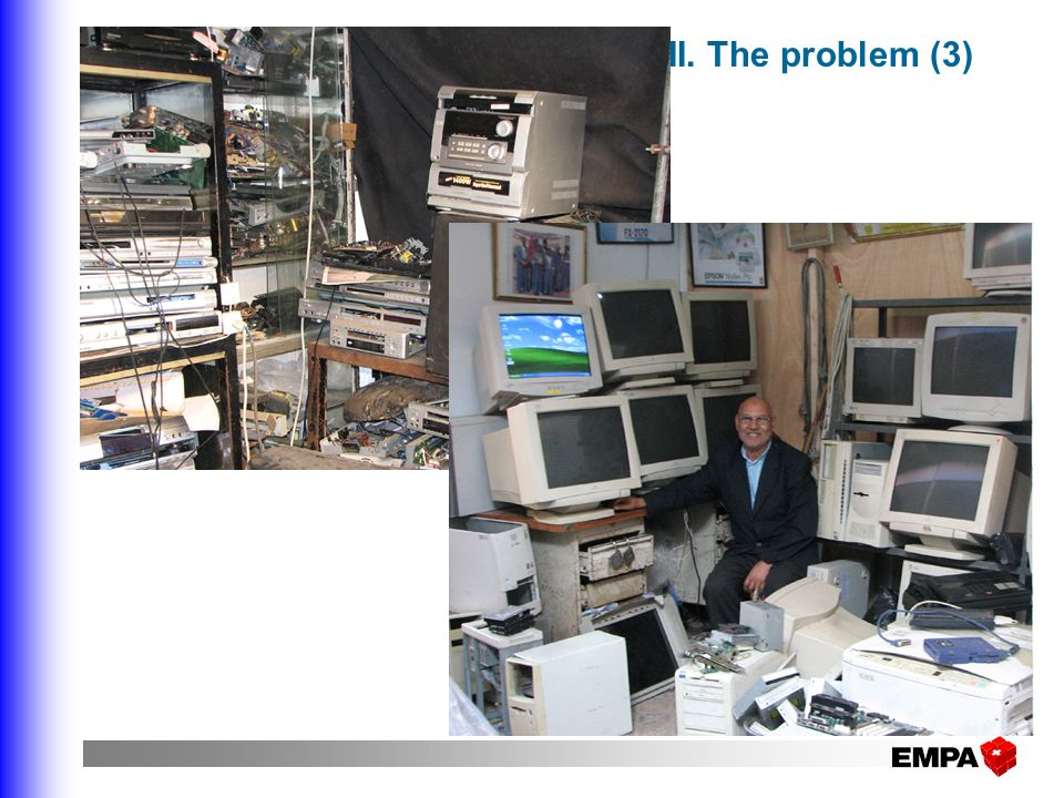 II. The problem (3)