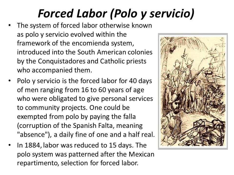 polo y servicio How is polo y servicio implemented what is polo y servicios in philippine history more questions what is the geographic distribution of the polo y servicio what is ya travel philippines users' version of the 12 days of christmas song answer questions.