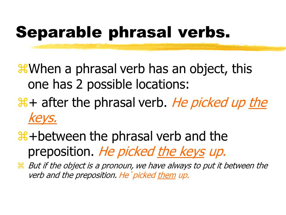 most common phrasal verbs pdf