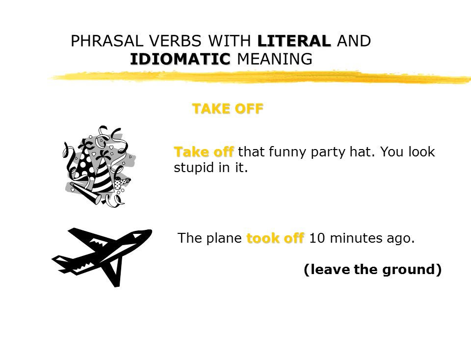 phrasal verbs and meanings pdf
