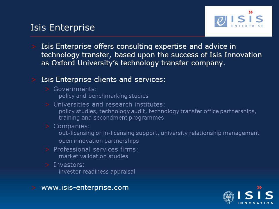 Isis Enterprise