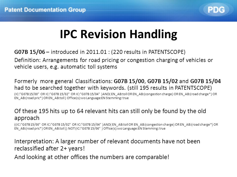 IPC Revision Handling G07B 15/06 – introduced in 2011.01 : (220 results in PATENTSCOPE)