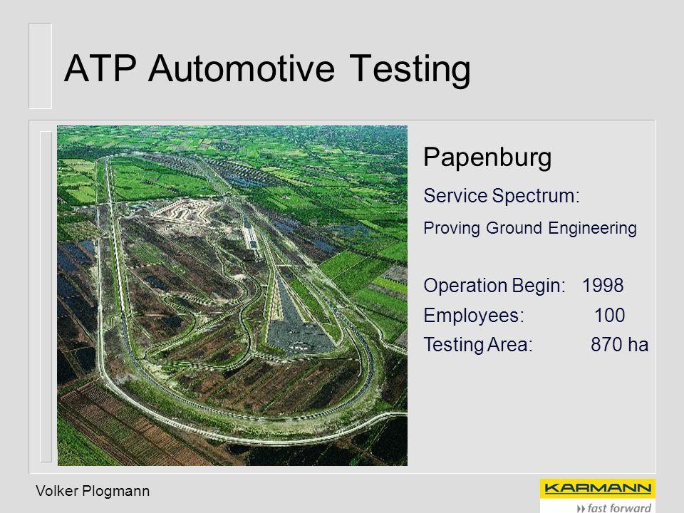 ATP Automotive Testing
