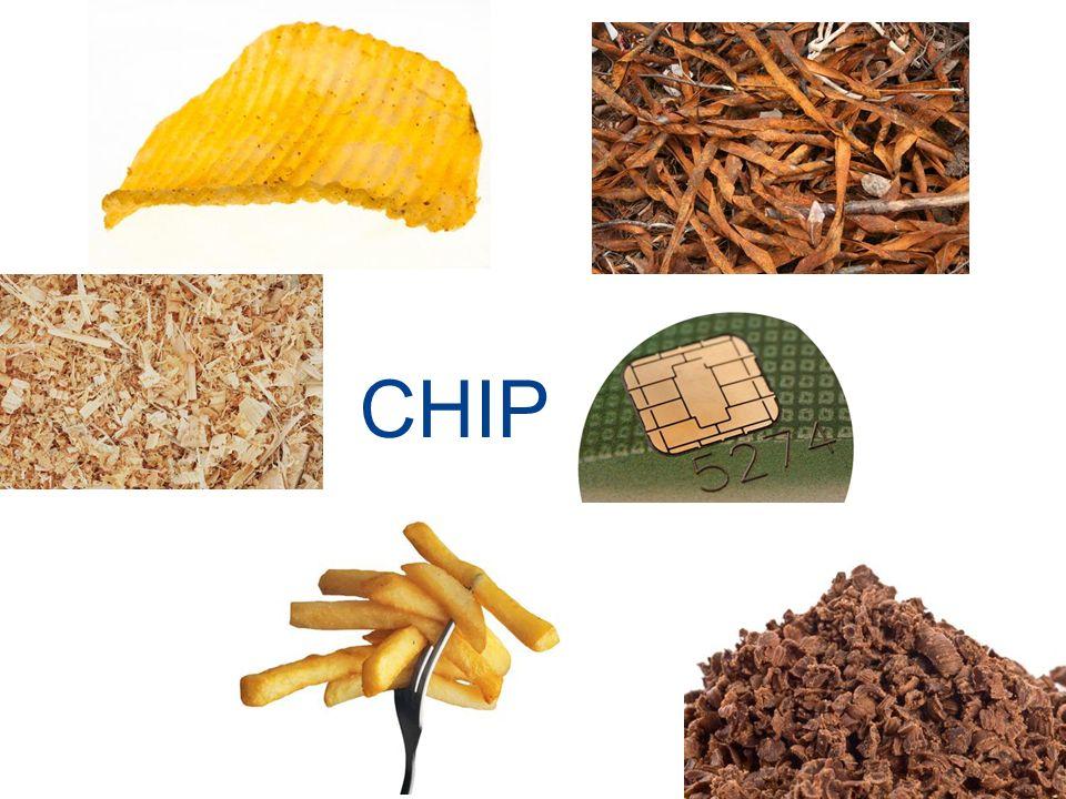 CHIP Shaving : wood metal chocolate
