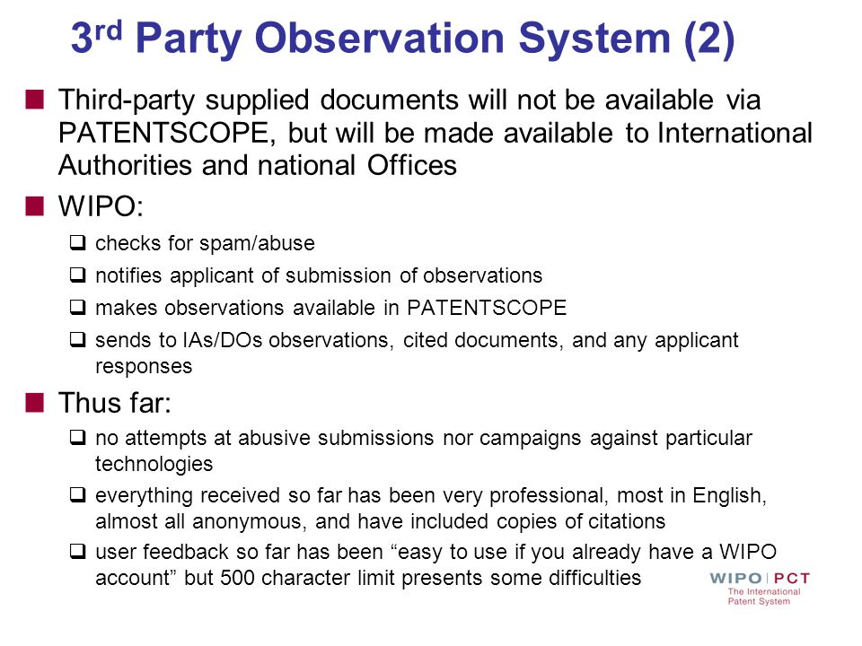 3rd Party Observation System (2)