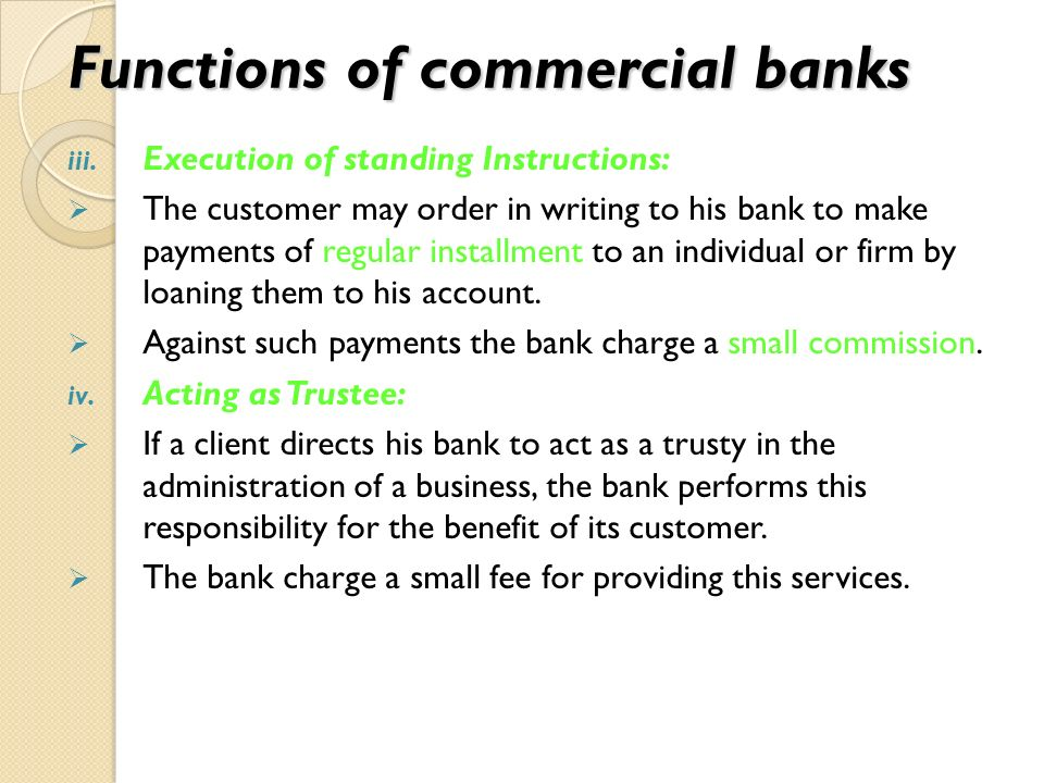 role of commercial banks in the economic development of a country Get free research paper on the role of commercial banks in economic development of nigeria our project topics and materials are suitable for students in nigeria with case studies in pdf.