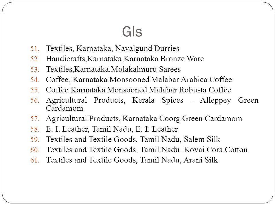 GIs Textiles, Karnataka, Navalgund Durries