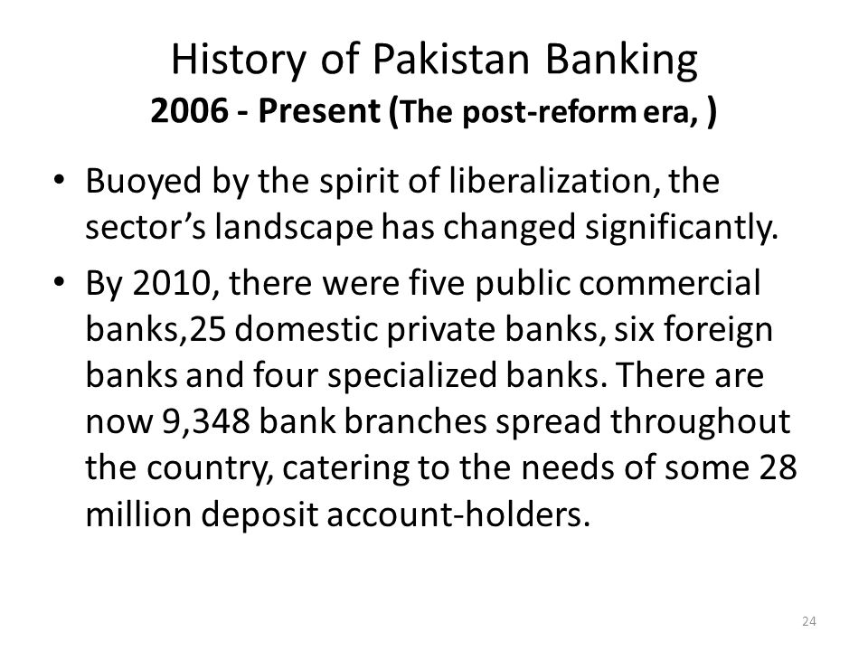 banks history pakistan 22 aug, 2018 - find daily updated interbank forex rates in pakistan today live from market interbank foreign exchange rates of us$ dollar, euro, british pound.