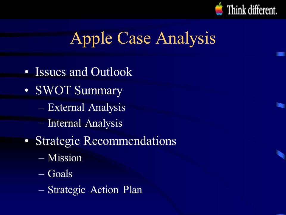external analysis of apple inc