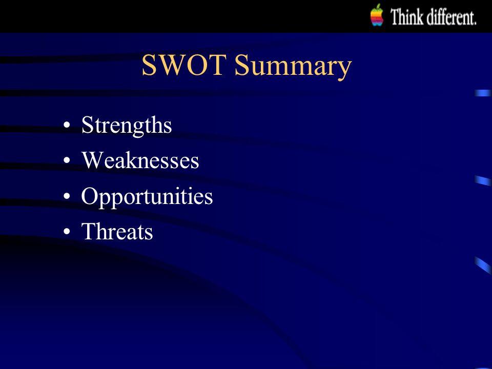 apple swot analysis strengths weaknesses opportunities threats University of illinois springfield and threats (swot) analysis strengths, weaknesses, opportunities, and threats (swot) analysis.