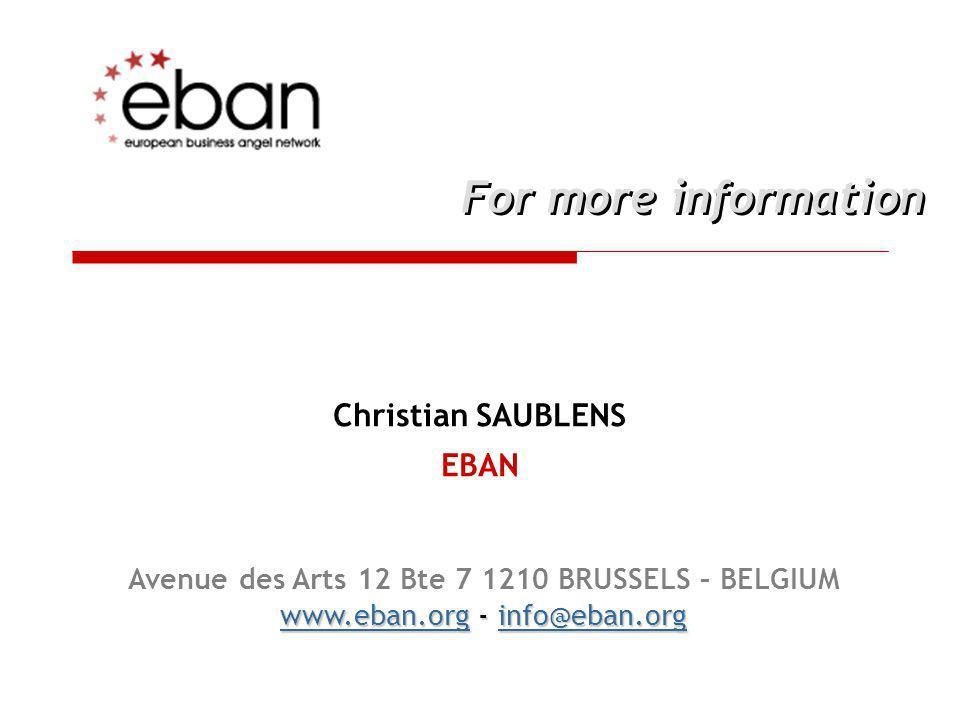 Christian SAUBLENS EBAN