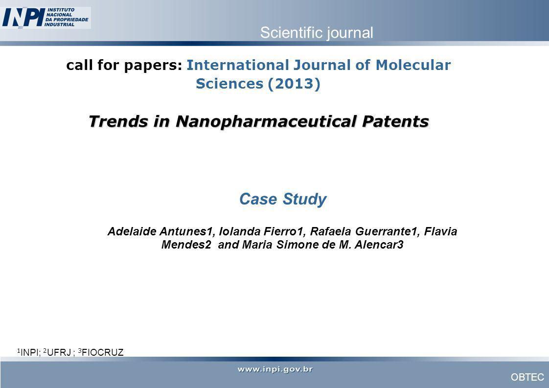 Case Study Scientific journal
