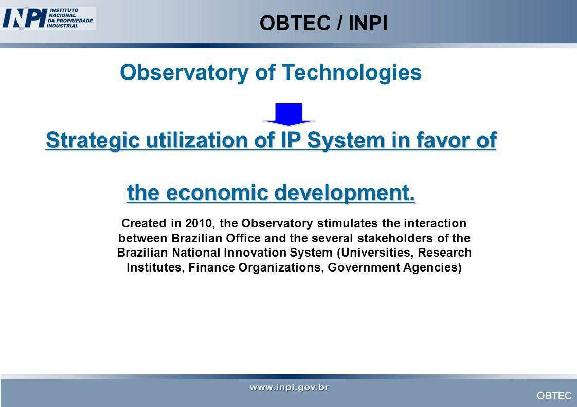 Observatory of Technologies