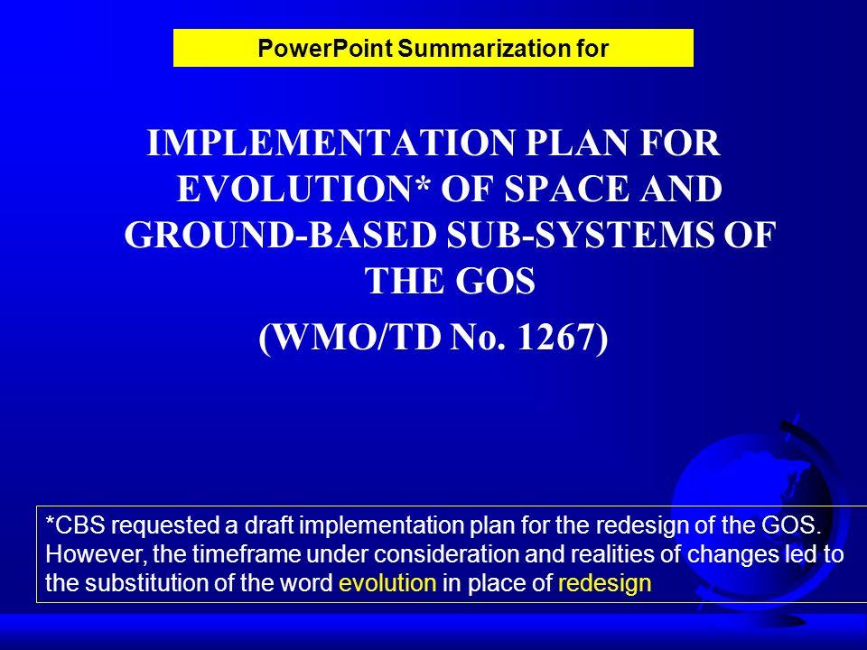 PowerPoint Summarization for