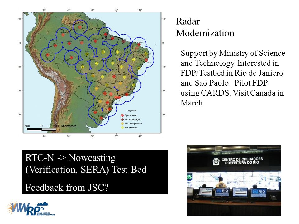 RTC-N -> Nowcasting (Verification, SERA) Test Bed