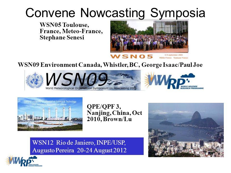Convene Nowcasting Symposia