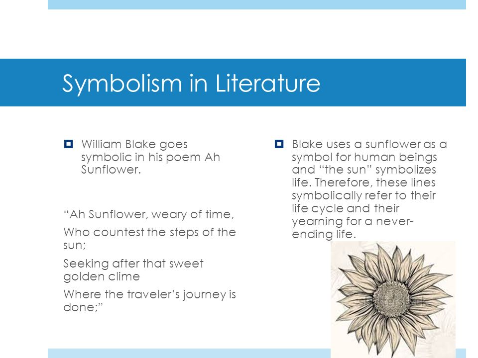 the role and significance of the use of symbolism in literature By ted witt, pretty road press congratulations, your book has an intriguing story arc, memorable characters, and dramatic scenes you may have a published a captivating page-turner, but is it literature in the classic sense symbolism can make that classic difference effective use of symbolism can carry your story to.