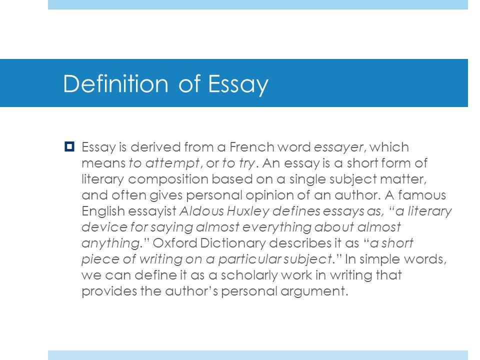 accounting essay essay