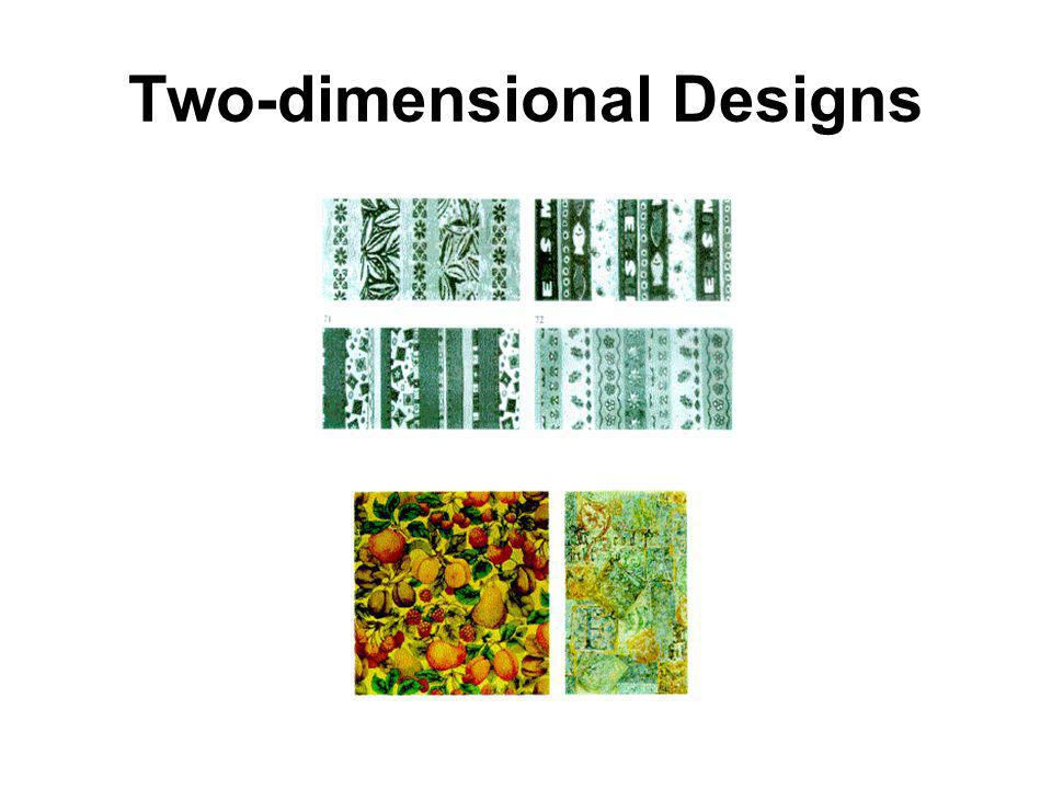 Two-dimensional Designs