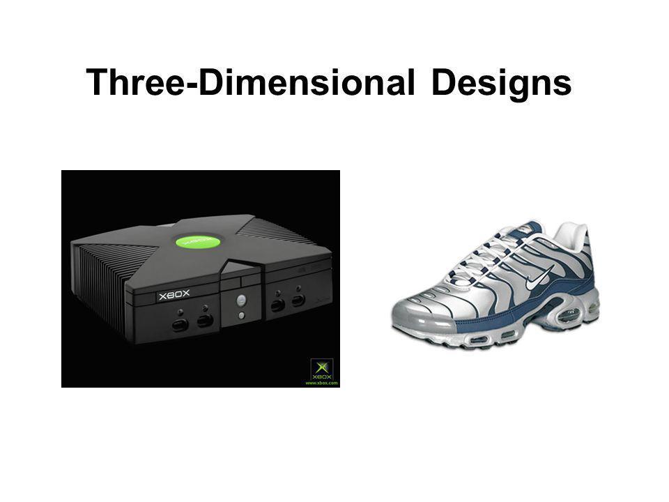 Three-Dimensional Designs