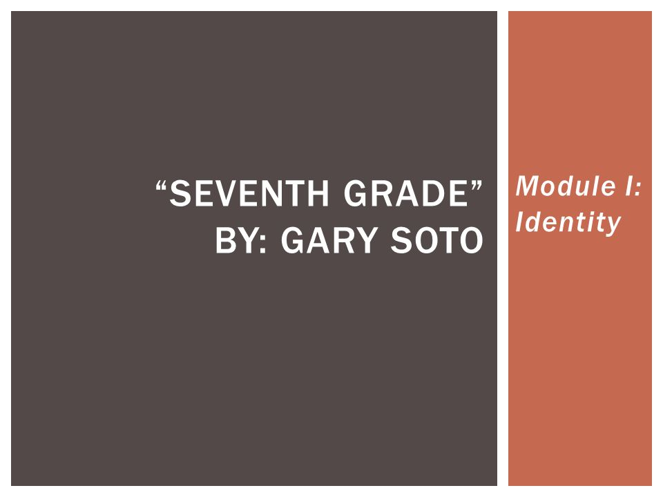 an analysis of gary sotos use of literary devices Literary analysis on gary soto's the pie prominent american authors such as mark twain, jonathan edwards, and nathan hawthorne extensively emphasize in their works the role guilt plays in a person's conscience and society.