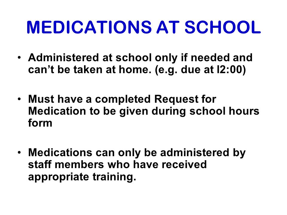 MEDICATION ADMINISTRATION TRAINING - ppt download