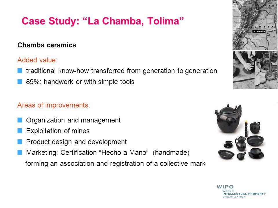 Case Study: La Chamba, Tolima