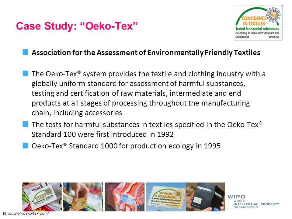 Case Study: Oeko-Tex