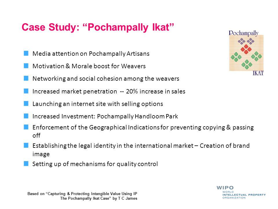 Case Study: Pochampally Ikat