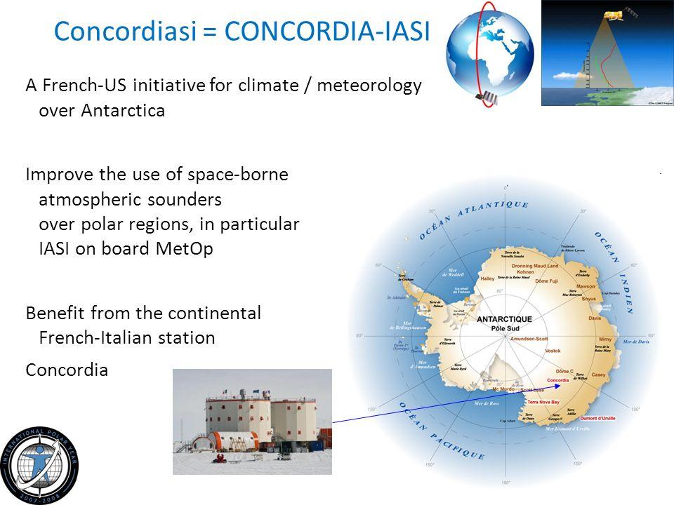Concordiasi = CONCORDIA-IASI