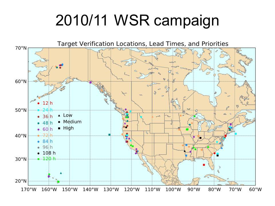 2010/11 WSR campaign