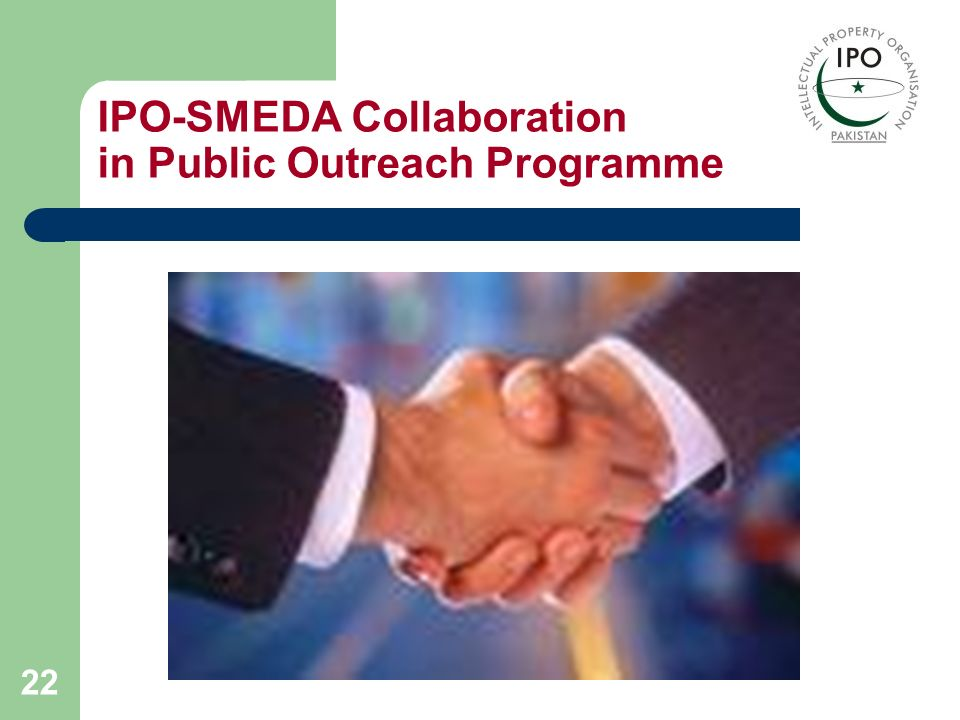 IPO-SMEDA Collaboration in Public Outreach Programme