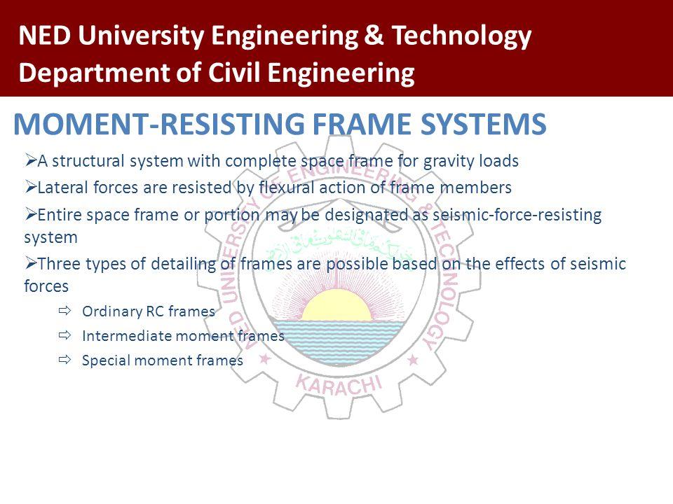 Moment Resisting Frame System - Page 6 - Frame Design & Reviews ✓