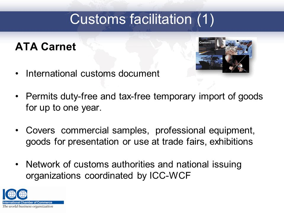 Customs facilitation (1)