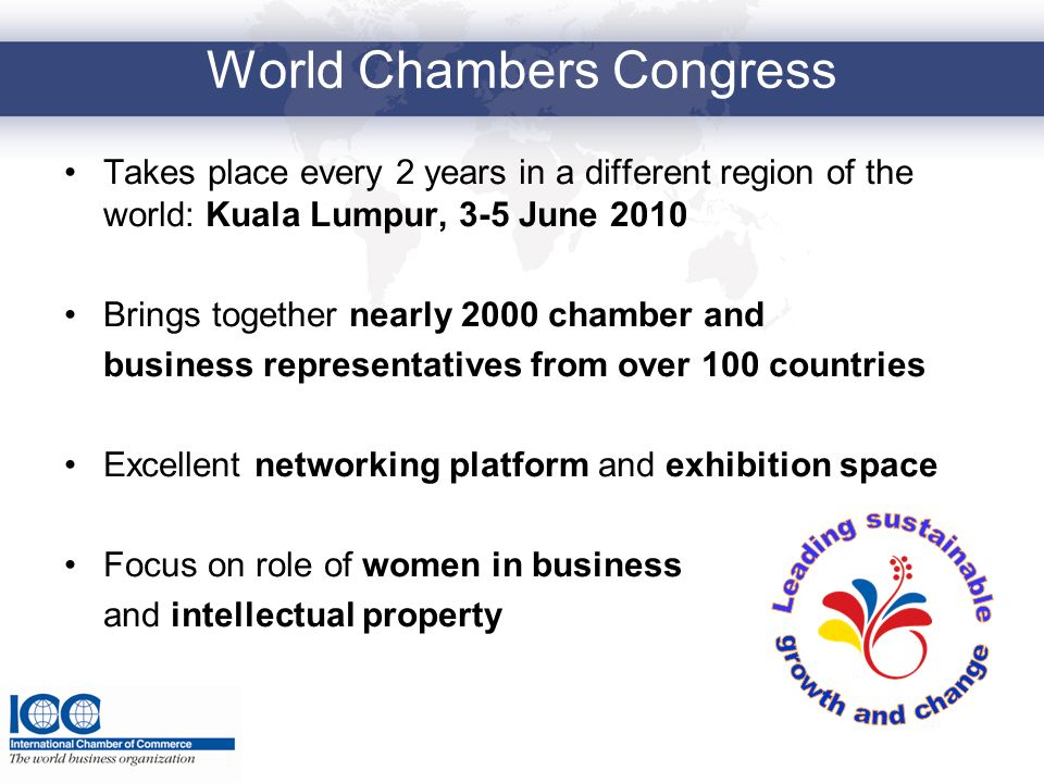 World Chambers Congress